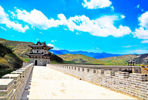 宁夏固原风景高清图片