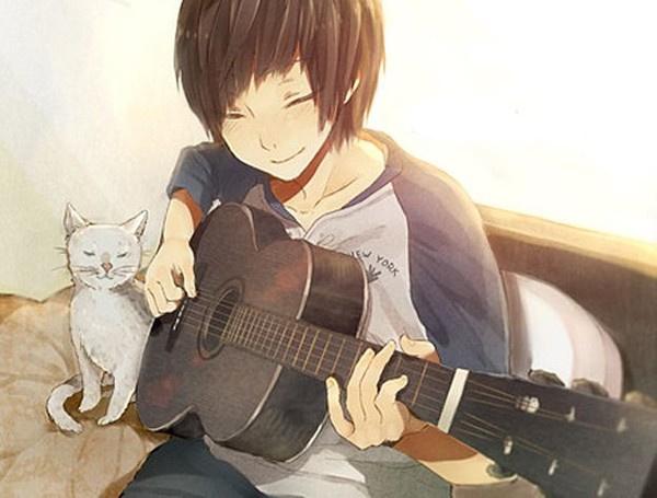 科学研究证明:弹吉他的男孩更具魅力