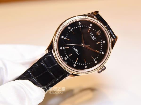 [ 腕表之家 ]腕表品鉴:39毫米的玫瑰金表壳