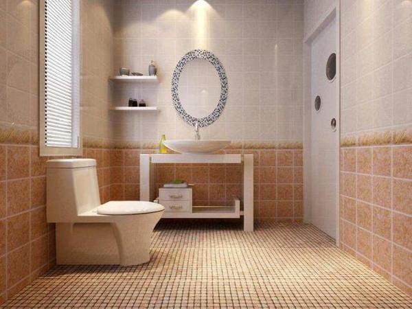 选择卫生间地砖的6个实用妙招!