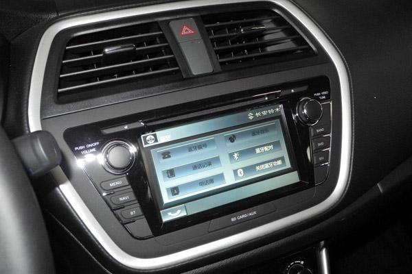 影音导航系统界面简洁,操作方便