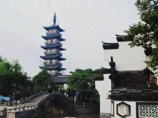 道上海有多少个古塔吗图片