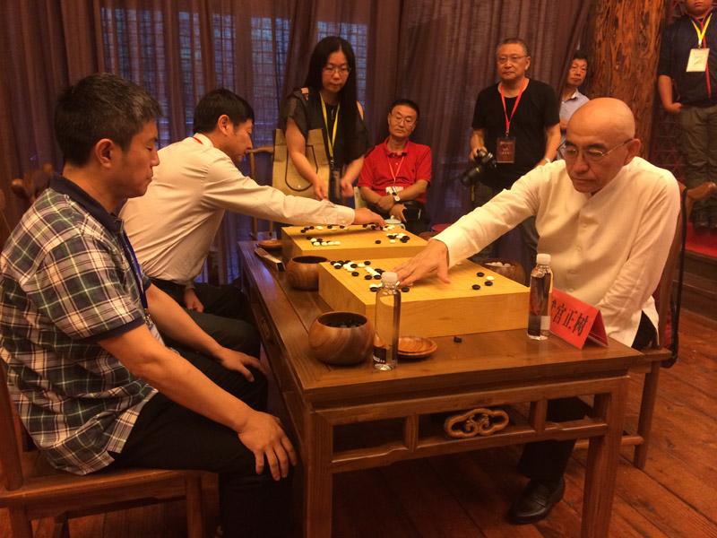 科技小制作下棋