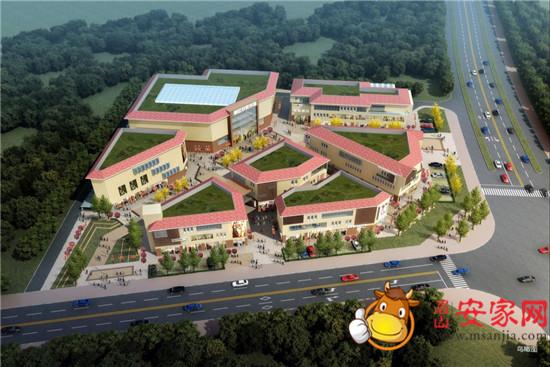 眉山人来看看 未来的岷东新区竟这模样图片
