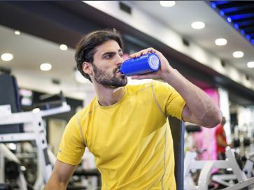 跑步运动:喝减肥饮料过多适得其反龙腾辟谷微信群图片
