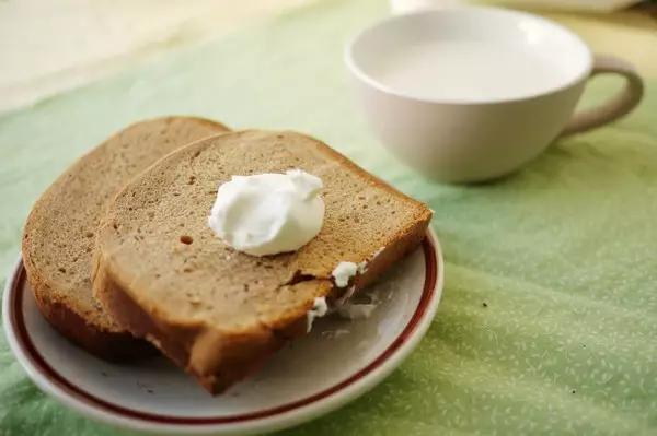 【喝牛奶吃面包的人】——追求生活品质