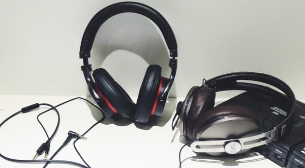 索尼耳机MDR-1A & 森海塞尔Momentum2听音
