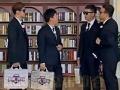 《极限挑战第一季片花》男人帮变酷炫豪门少爷 颜王力助张艺兴继承家业