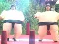 《极限挑战第一季片花》第九期 黄渤穿相扑装性感亮相 双黄相扑擂台斗舞
