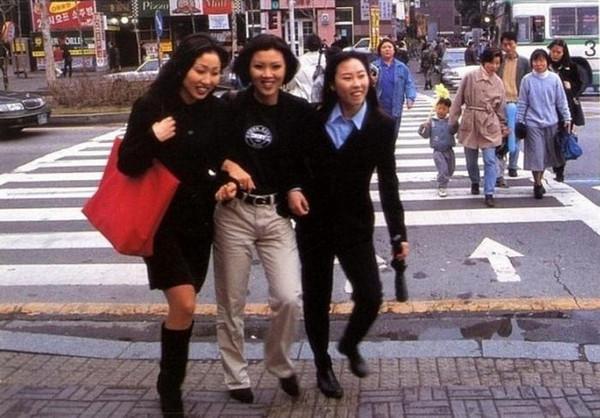 90年代末的首尔