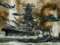"""日本海军最大战列舰""""大和""""号的沉没"""