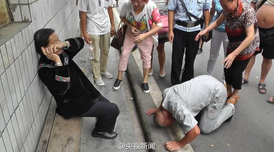 近20年,杨明始终拒绝认罪减刑,家人从未放弃申诉.图片