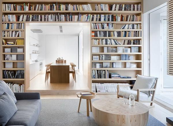 墨尔本现代住宅室内设计图片