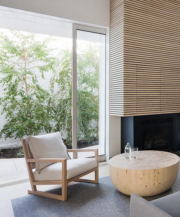 墨尔本现代住宅室内设计高清图片
