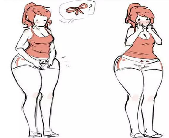 微胖女孩夏天穿衣搭配