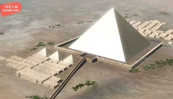 古埃及金字塔建造之谜终于被解开了