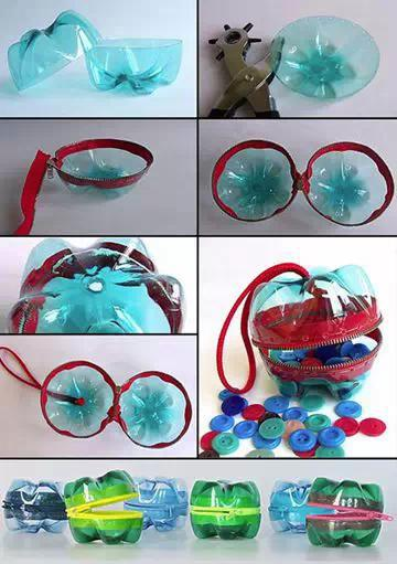 廢舊物品diy,塑料瓶子的驚人作用!