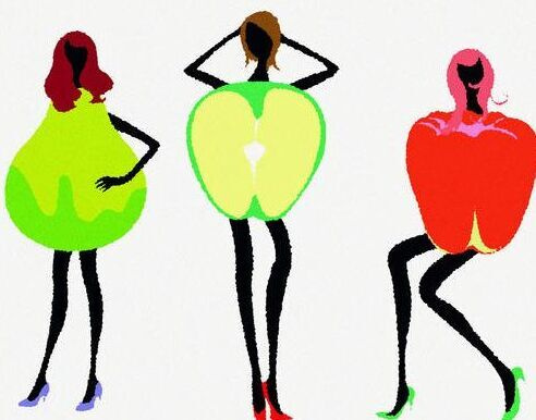 易胖体质减肥食谱一趟图片