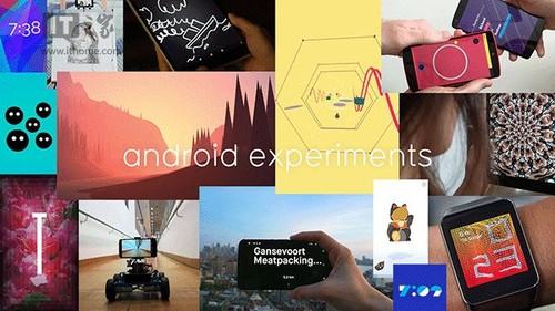 """鼓励创意 谷歌上线""""安卓实验""""应用网站"""