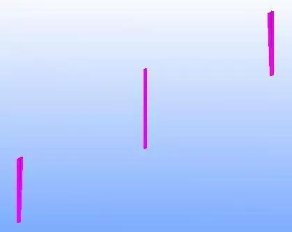 缆风绳临时拉结稳固 → 钢柱轴线位置,垂直度调整 → 钢柱螺栓和柱