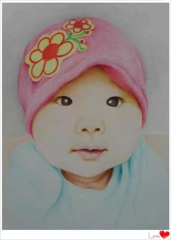 从出生到四岁,妈妈用手绘图告诉你宝宝的变化