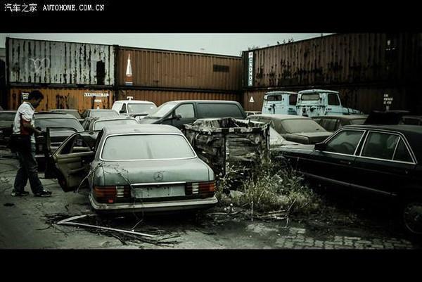 上榜:揭秘天津保税区的汽车坟场