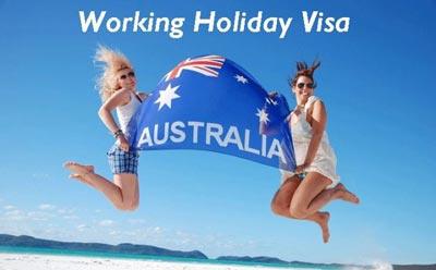 澳洲留学打工度假签证9月正式接受申请