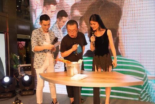 主持人路易携手仁吉釜山探访美食夏日上海美食v美食图片