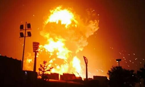 812天津爆炸灵异事件