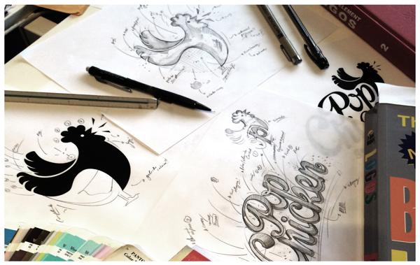 设计一个logo的常规思路是怎样的