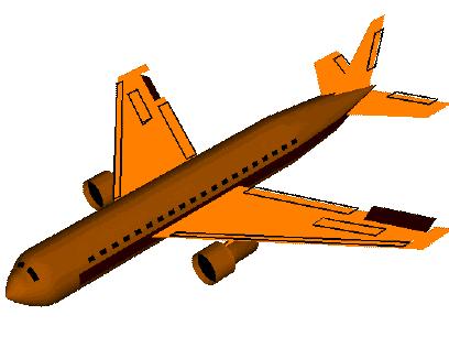 图解飞机的飞行原理,小时的疑惑秒懂