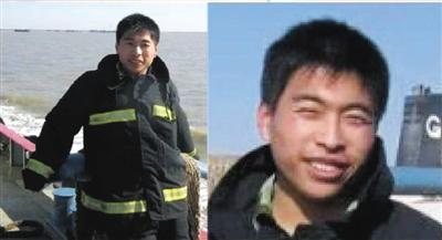 失联人员:五大队执勤队长张奇。