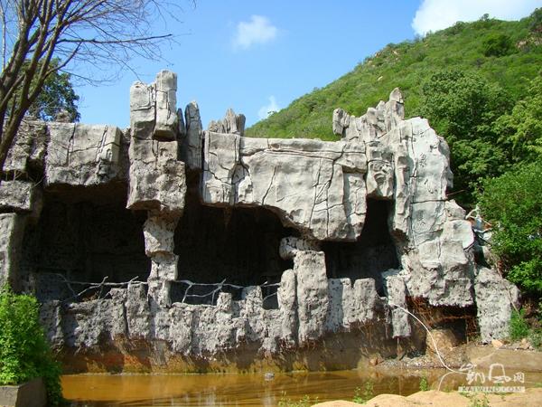 辽宁黑山二所是哪_美丽的辽宁北票大黑山国家森林公园