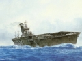 日本海军最后一艘航母的覆灭