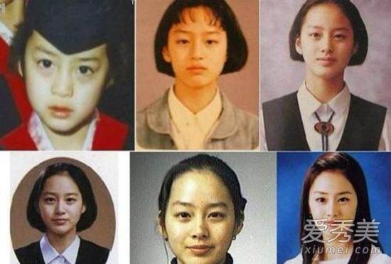 虽然没有新疆美女标志性的立体小脸