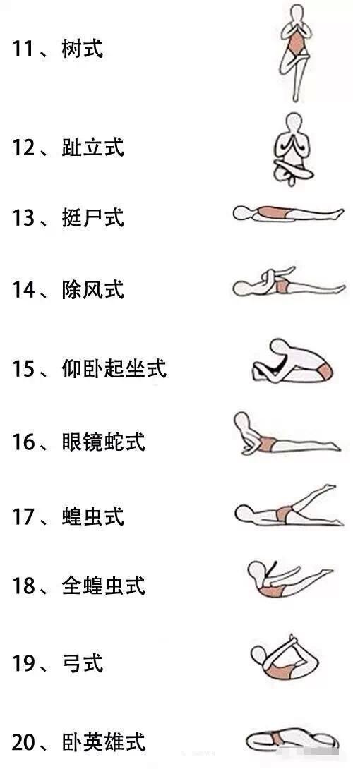 时尚 正文  26个高温瑜伽体式的功效: 深呼吸:有助于预防呼吸系统问题图片