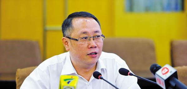 此前担任广州市越秀区区委书记的武延军已正式出任广东省委组织部副部长一职。