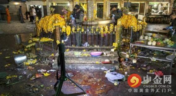 泰国曼谷爆炸 泰国列世界易受恐怖袭击国家第八位(图)