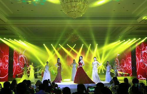 中国上禾牡丹杯国际小姐中国大赛总决赛落幕
