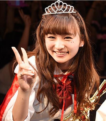 快来看日本校花比赛冠军的颜值,实在令人难忘!