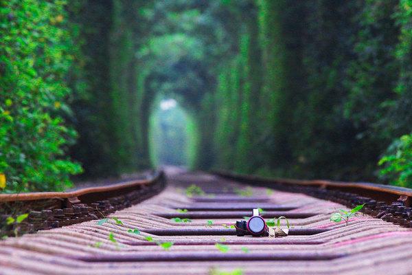 感慨-七夕,假装在乌克兰,走过爱的隧道