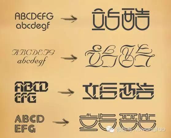 设计照片:多种字体化,图形百科设计法tekla怎么3d字体打印图片