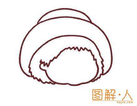 蒙奇奇monkiki简笔画图解教程