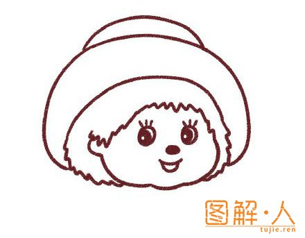 monkiki简笔画图解教程