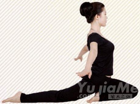 半蹲式 针对胸下垂,傲人身材的失去,小编为此专门搜集到另外一种 瑜伽图片