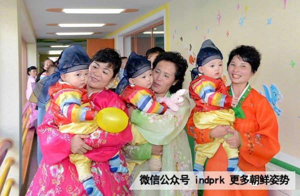 幼儿园手工制作朝鲜服饰