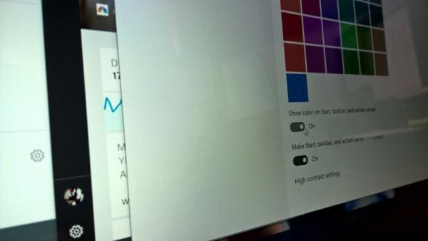 应用窗口配色更改的快速操作如下: