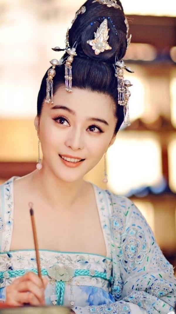 《武媚娘传奇》范冰冰饰武媚娘的造型.图片