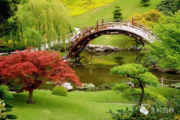 美国的亨廷顿植物园