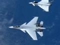 """""""台风""""战机不敌苏-30MKI 遭痛击"""